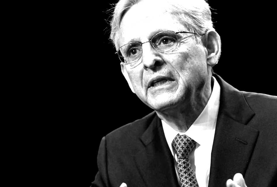 Merrick Garland Must Address His Role in Dropping Charges Against Capitol Bomber