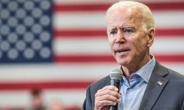 Why is Biden Sticking With the Beijing Olympics After Bashing Georgia?