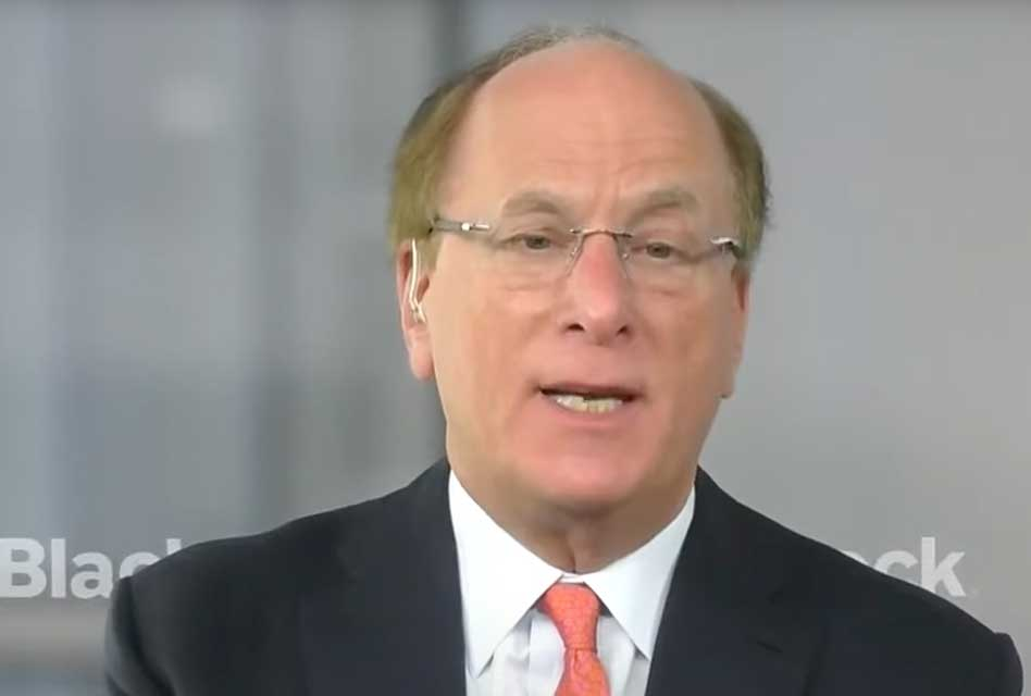 Now BlackRock CEO Fink Wants to Tell Georgia How to Run Elections