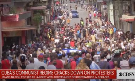 Liberal Professor:  BLM Siding with Communist Cuban Regime Over Protestors