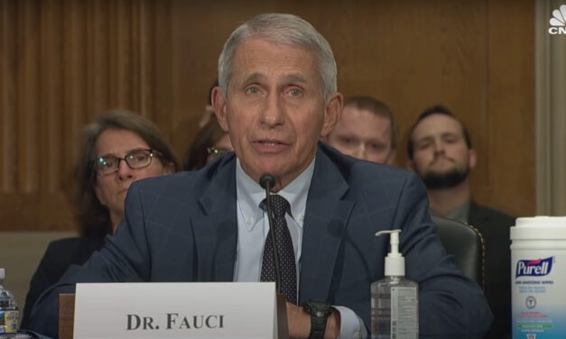 NLPC Leads Charge to Unearth the Facts Related to Fauci's Wuhan Testimony