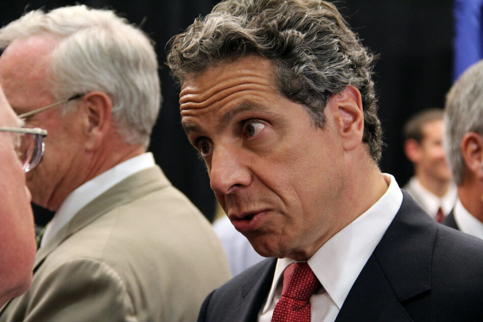 Cuomo Smear Merchants Got Rich PR Contracts w/ State of New York