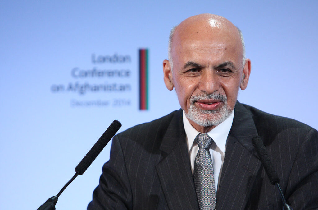 Did Afghanistan's President Flee w/ $Million$ from US Taxpayers?