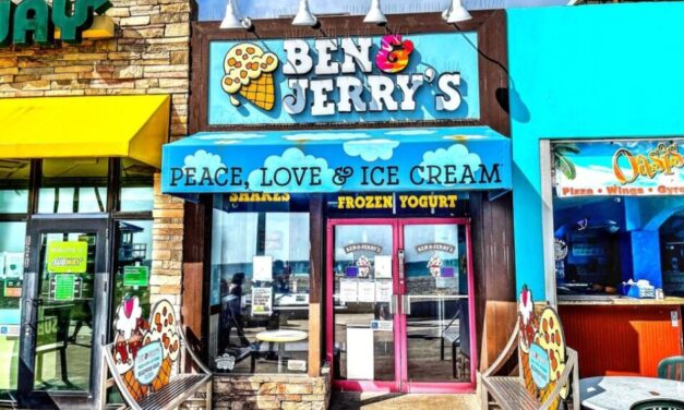 Does Ben & Jerry's Chairwoman Have a Conflict of Interest with Her Anti-Semitic Think Tank?