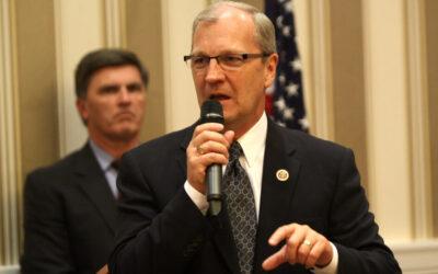 Senator Challenges Treasury Sec. on White House Push for ESG Investing