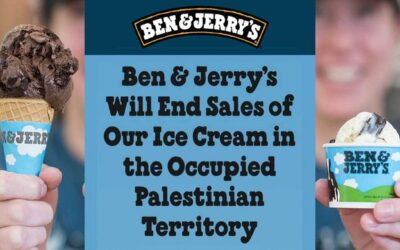 Ethics Group Asks New York to Divest From Ben & Jerry's Parent Unilever
