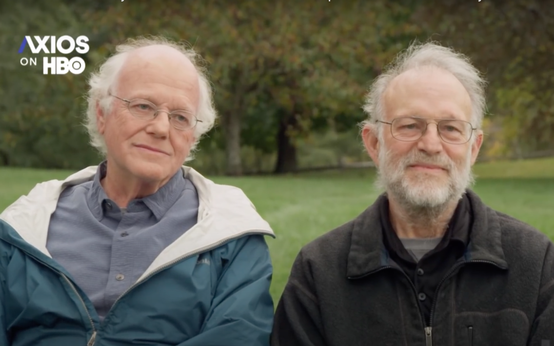 Ben & Jerry's Co-Founders Stumped When Asked About Anti-Israel Hypocrisy